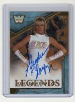 2017 Topps Legends of WWE Alundra Blayze Auto Autograph On-Card #'d /99