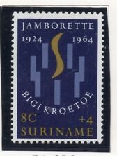 Suriname 1964 Early Issue Fine Mint Hinged 8c. 168962