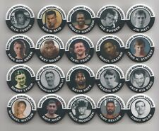 BRITISH BOXING LEGENDS   MAGNETS X80   38mm  IN SIZE