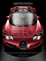 USED (GD) The Supercar Book for Boys by Martin Roach