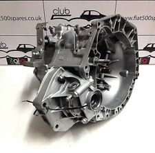 fiat 500 reconditioned 1.2 5 speed manual gearbox also fits the current ford ka