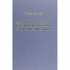 Agrarian Development and Social Change in Eastern Europe, 14th-19th Centuries (V