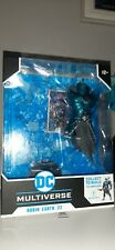 Merciless Torso Dc Multiverse In Box Robing Earth 22 ( Card ) And Stand.