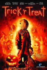 TRICK 'R TREAT Movie POSTER 27x40 C Anna Paquin Quinn Lord Brian Cox Dylan Baker