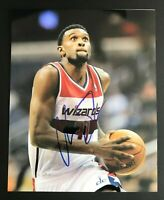 CHRIS SINGLETON NBA Washington Wizards Auto Autographed Signed 8x10 Photo