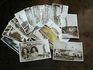Empire Exhibition Scotland 1938 Photo Postcards, Sold Individually Multi-Listing