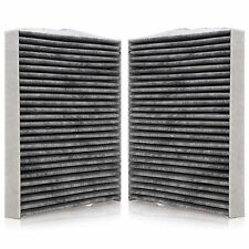 TOYOTA Carbon Cabin Air Filter Anti-Pollen 87139-YZZ08, 87139-YZZ10 (Pack of 2)