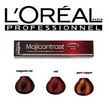 L'Oreal Professional Majicontrast Majirel Majirouge Hair Dye Colour 50ml OFFICIA