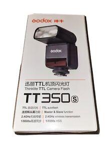 Godox TT350S Camera Flash TTL for Sony Camera + EXTRAS