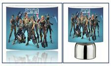FORTNITE d4 DRUM LIGHTSHADE & TOUCH LAMP SET KIDS FREE P+P and FREE GIFT