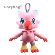 "Digimon 12"" Plush PIYOMON Stuffed Toy Digital Monsters Biyomon Plushie Doll Gift"