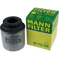 Original MANN-FILTER Ölfilter Oelfilter W 712/94 Oil Filter