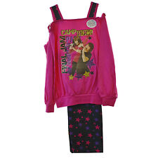 Disney Camp Rock Dress Up Outfit Set 6-7 Years