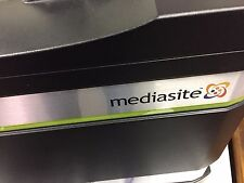 SONIC FOUNDRY MEDIASITE   MSL-CSM-440-R0, w/ keyboard Tested and works used.
