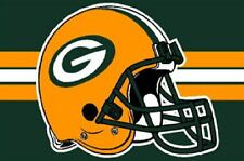 Football Green Bay Packers (Helmet) 3 X 5 Flag