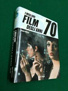 Libro i migliori film degli anni 70 ed.Taschen