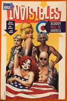 The Invisibles: Bloody Hell In America  TPB  DC Comics Vertigo 1998