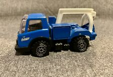 Tonka Small Tow Truck Toy Blue Vintage
