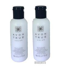 2 Pack Avon True Color Moisturizing Hydrating Eye Make-Up Remover Lotion 2.7 Oz