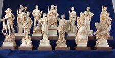 12 Olympian gods Set Statues, Greek Pantheon NEW