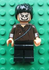 Lego CEMETERY WARRIOR Indiana Jones Minifigure 7196 Cemetery Battle