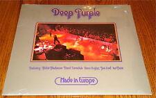 DEEP PURPLE MADE IN EUROPE ORIGINAL LP STILL SEALED!