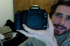 Canon EOS 5D Mark II 21.1MP Digital SLR Camera - Black (Body Only) THE LEGEND!