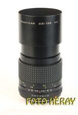 Pentacon Prakticar 135 mm 2,8 Praktica B Kameras, 31645