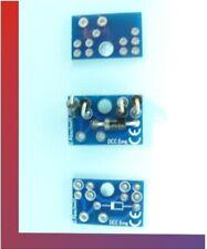 Miniatur Druckschalter Taster für Modellbau KONVOLUT aus Anlagenrückbau
