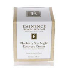 Eminence Blueberry Soy Night Recovery Cream 2oz/60ml NEW FAST SHIPPING