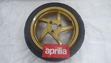 Aprilia SR 50 Ditech Jante Roue Moyeu de roue Roue Arrière arrière jante #R5260