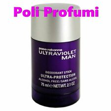 Ultraviolet Man Paco Rabanne Deodorant Stick Ultra Protection 75 ml