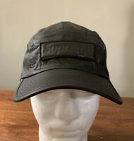 SUPREME REFLECTIVE CAMP CAP BLACK OS/ FW20 WEEK 14 (IN HAND) AUTHENTIC, NEW