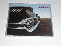 A-Ha - Forever not yours GERMAN CD Single SEALED