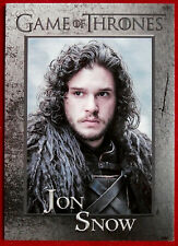 GAME OF THRONES - Season 5 - Card #38 - JON SNOW - Rittenhouse 2016