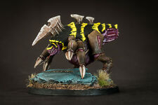 Tergovore - alternative Biovore for Tyranid army - nice artilery, Zerg,Klendathu