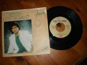 TOTO CUTUGNO-Anna/Buonanotte-Disco 45 giri-EMI ITALIANA-1986