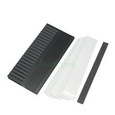 2pcs Aluminium Heatsink Heat Spreader Cooler For PC DDR RAM Memory Cooling Black
