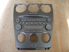 Mazda 6 GY Kombi 2,0DI 89kW 2003 Radio Bedienfeld Radioblende