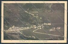 Aosta La Thuile cartolina ZQ4834