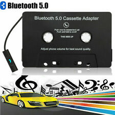 More details for bluetooth 5.0 car audio stereo cassette tape adapter to aux for iphone samsung