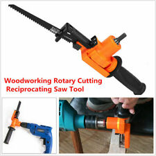 Electric Drill Rotary Curve High Strength Saw Cutting Reciprocating Saw Tool Set