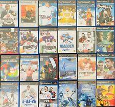 ???? Playstation 2 PS2 Sportspiele Top-Games zur Auswahl ?? BLITZVERSAND ??
