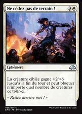 MTG Magic EMN FOIL - Give No Ground/Ne cédez pas de terrain !, French/VF