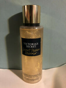 Victoria's Secret COCONUT PASSION SHIMMER FRAGRANCE Mist Spray 8.4 fl oz 250mL