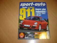 Sport Auto N°490 Alfa 147 GTA.BMW Z4.Boxster Ruf 3600S