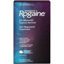 Rogaine Women's Hair Regrowth Treatment Foam - 2.11 Oz. - 4 Month - 06/2021 Exp