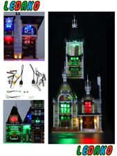 MEGA LED Beleuchtung Set für Lego® für 10273 haunted House by ledako