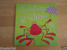 KATE TOMS - INCY WINCY SPIDER   *NEW*