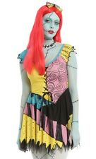 Disney The Nightmare Before Christmas Sally Cosplay Dress Size Small NWT!